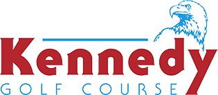Horizontal Logo of Kennedy Golf Course in Denver