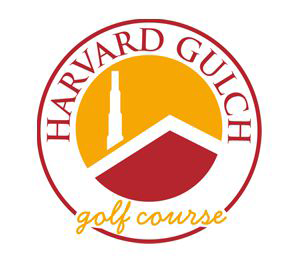 Harvard Gulch Golf Course Logo